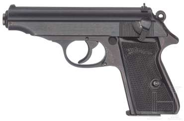 Walther PP ZM, with bag