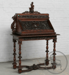 Antique secretaire XIXth century