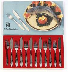 WMF fish Cutlery for 6 persons