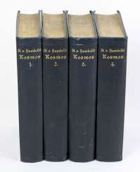 The cosmos, in 4 volumes, v. 1845