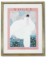 A GROUP OF FIFTEEN POSTERS FOR VOGUE AND VANITY FAIR