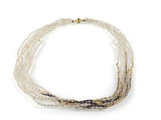 Freshwater Cultured Pearl Necklace,