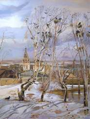 On the motives of A. Savrasov