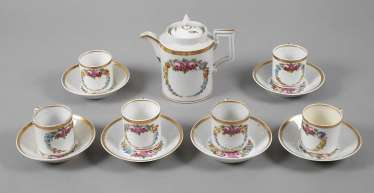 Coffee Service Biedermeier