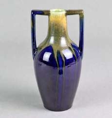 Art Nouveau handle vase around 1910