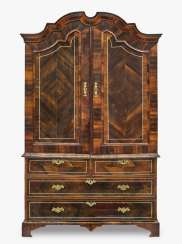 Attachment chest of drawers, Saxony, 18th century