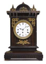 Small Table Clock, England,