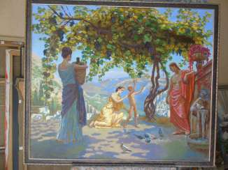 The Childhood Of Dionysus