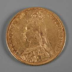 Sovereign 1889