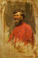 Russian Portrait Painter, 19.-20. Century
