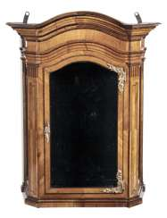 Display case, 18 hanging. Century