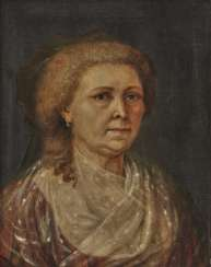 South German around 1800, portrait of a woman