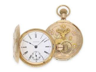 Pocket watch: heavy