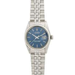 ROLEX Datejust, Ref. 1603. Wristwatch.