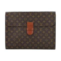 LOUIS VUITTON VINTAGE briefcase.