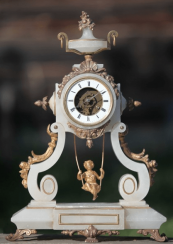 mantel clock France,