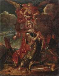 Unknown 17./18. Century, St. Catherine of Alexandria