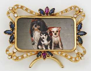Miniature Jewelry-Picture Frames