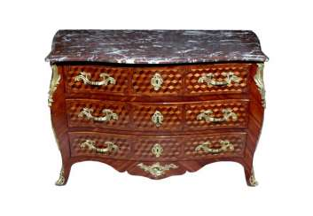 Magnificent Louis XV Commode