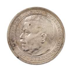 Weimar Republic, Friedrich Ebert medal to O. Glöckler / Berlin,