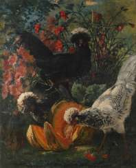 Charles Nogaro, cover chicken with pumpkin and cloves