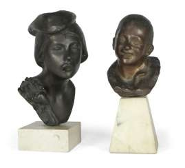 Two Of The Boys Busts,