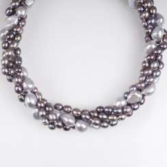 Beads necklace Long