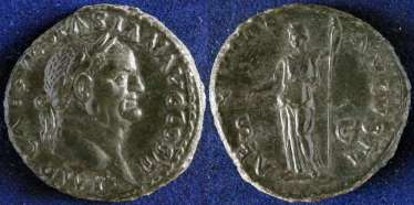 Roman Empire, Vespasian,69-79g