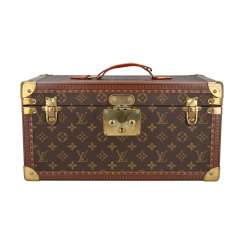 "LOUIS VUITTON Kosmetikkoffer ""ICE BOTTLE BOX""."
