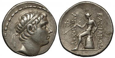 THE STATE OF THE SELEUCID TETRADRACHM