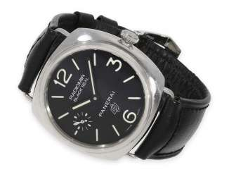 Watch: sought-after, limited-edition Panerai watch,