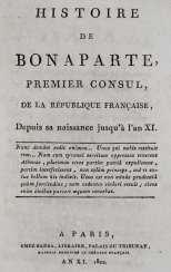 History of Bonaparte,