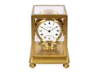 Clock: fine and rare Jaeger Le Coultre Atmos