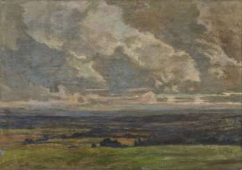 Unknown; Early 20th century, wide landscape