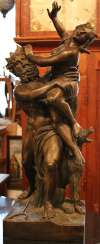 Bronze sculpture