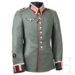 A tunic for a sergeant major