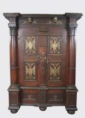 Extraordinary early Baroque Cabinet