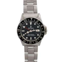 ROLEX GMT Master Vintage mens watch, Ref GMT. 1675, approx. mid-1970s.