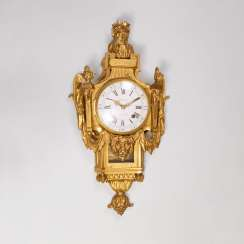 Large Louis XVI Cartel clock