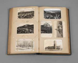 View Card Album East Germany