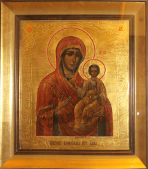 The Image Of Our Lady Of Smolensk