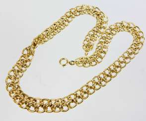 Gold Collier - Gelbgold 585