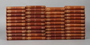 Goethe's complete works anniversary edition