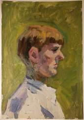 Portrait of an young boy