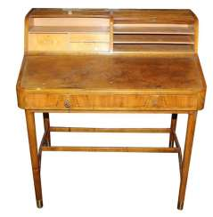 Bureau de femme, Table desk