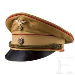 Peaked cap for Political leader of the Gau authorities in order to 1936