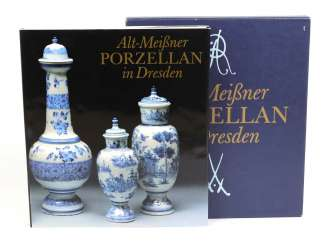 Old Meissen porcelain in Dresden