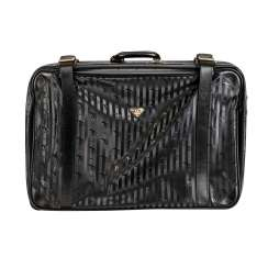 MAISON MOLLERUS VINTAGE travel bag/Trolley