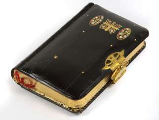 Miniature prayer book from around 1900