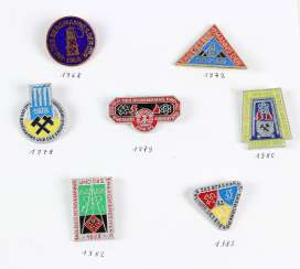 7 Badges * Tag of the GDR '